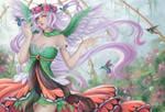 Art Contest - Kyrie Nethergloom