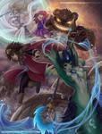 Elemental Ladies - League of Legends