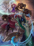 Elemental Ladies - League of Legends