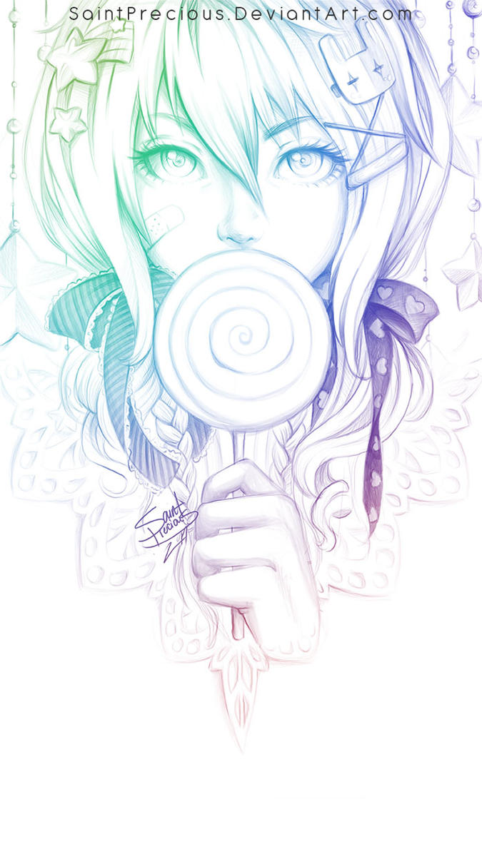 Lollipop by SaintPrecious