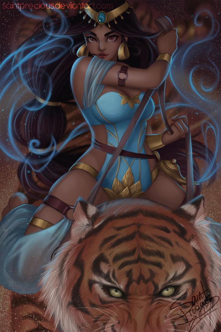 RPG Jasmine v2 by SaintPrecious