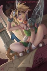 Tinkerbell by SaintPrecious