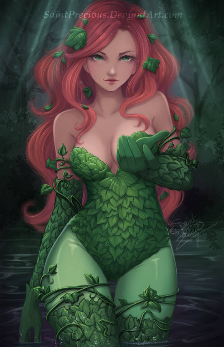 Poison Ivy by SaintPrecious