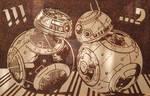 BB-8 Meets BB-H8