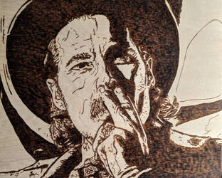 Doc Holliday's Smokes by 9FIVE7