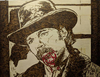 Doc Holliday's Other Bad Habit by 9FIVE7
