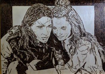 Earp Sisters  by 9FIVE7
