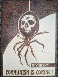Fallout Propaganda: Pre-war Communism by 9FIVE7