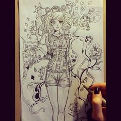 Sketching Time