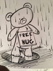 free hug by Guilty434