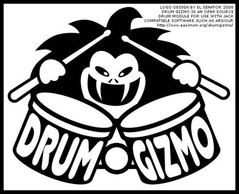 DrumGizmo logo