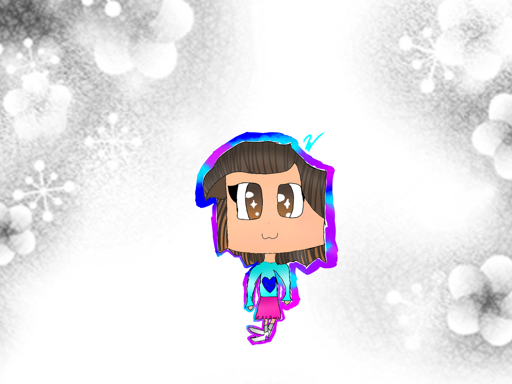 My Oc As A Child~Art Contest for Vivi15Gladiator by RealCutiePiePandaArt