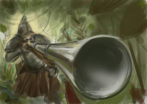 primitive Weapon spitpaint