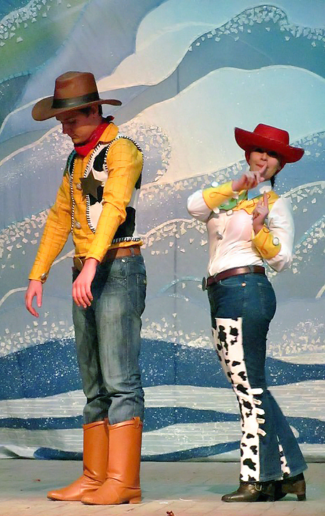 Woody Toy Story cosplay by Gerixon on DeviantArt IpnzQCkI