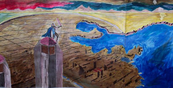Sheanna's Gate by Meloncov