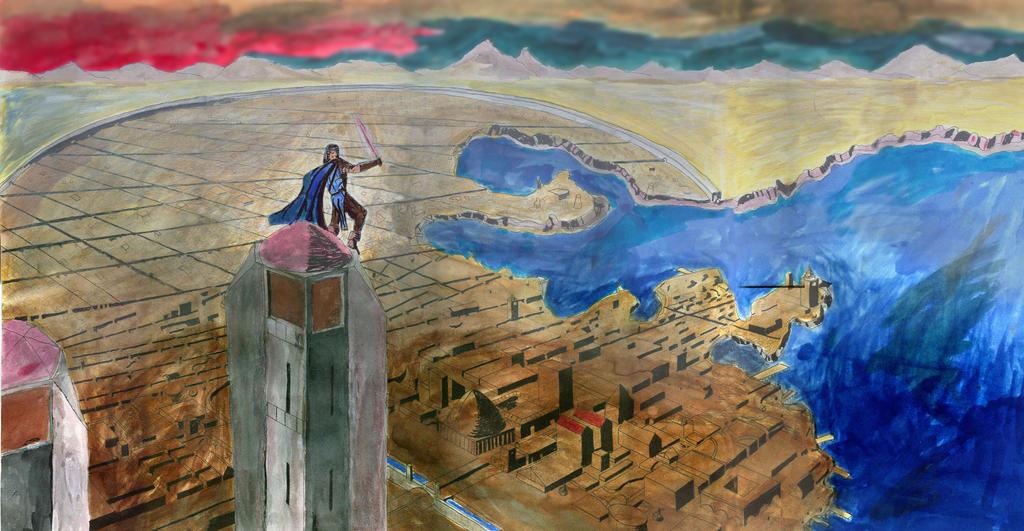 Sheanna's Gate Mark II by Meloncov