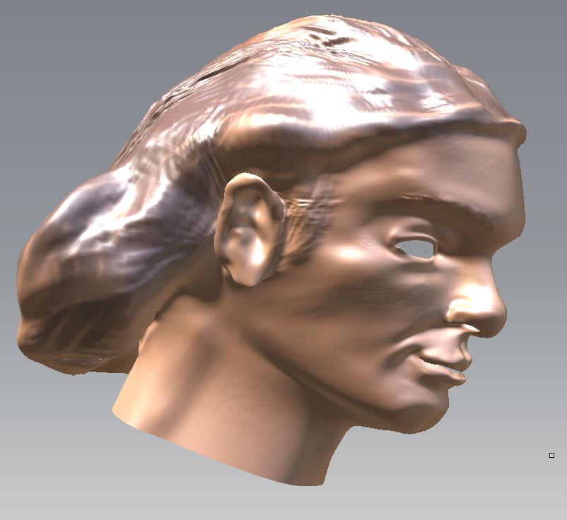 head WIP 2 by Meloncov