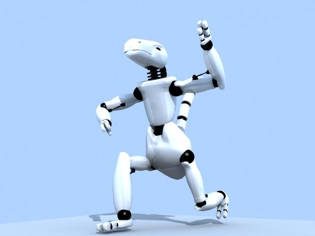 Companion Robot by Meloncov
