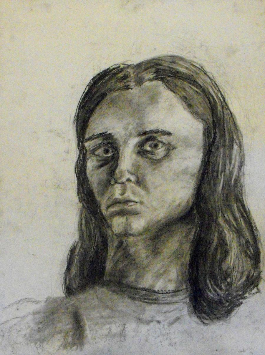 Self Portrait 10.1 by Meloncov