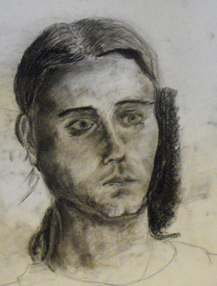 Self Portrait 10.2 by Meloncov
