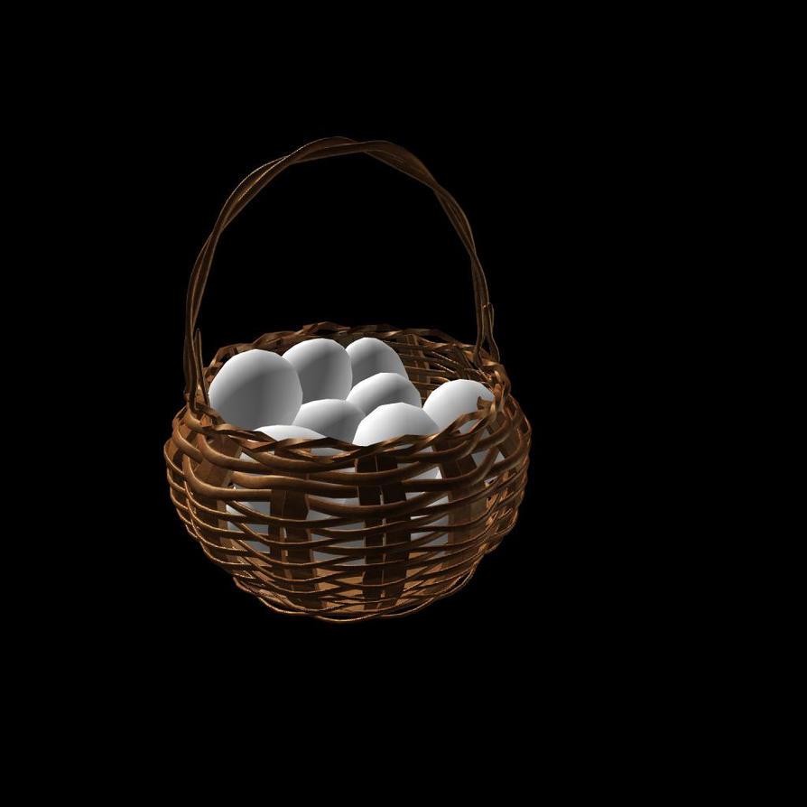 Basket by Meloncov