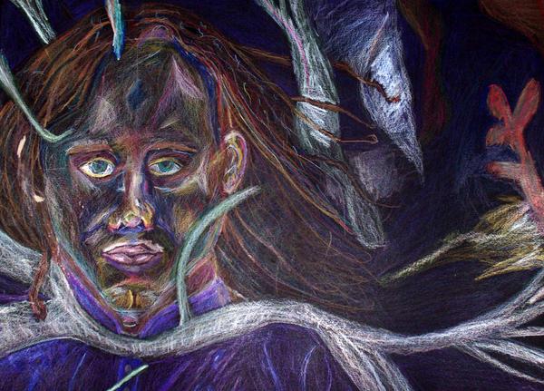 Self-Portrait by Meloncov