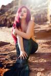 Raquel Sparrow - Ariel Cosplay