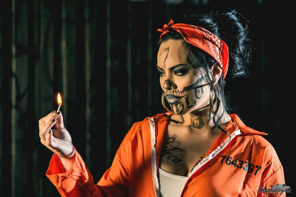 El Diablo Cosplay  by raquelsparrowcosplay