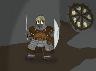 Elite Cleric by owlizard