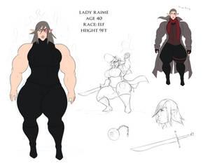 Lady Raime