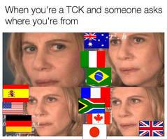 When you're a TCK...