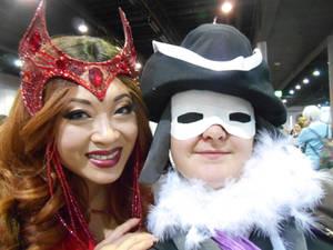 Guess who I met at EpicCon Frankfurt 2016?