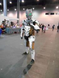 EpicCon Frankfurt 2016 cosplay: Genji by Lalottered
