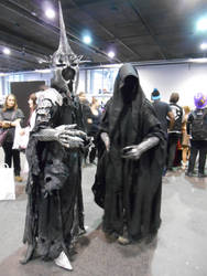EpicCon Frankfurt 2016 cosplay: LotR by Lalottered