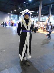 EpicCon Frankfurt 2016 cosplay: Shin-Ah