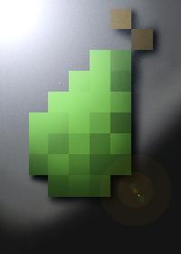 Pixel Pear by thorinhok
