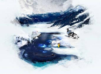 Snowride by Lbr0skc