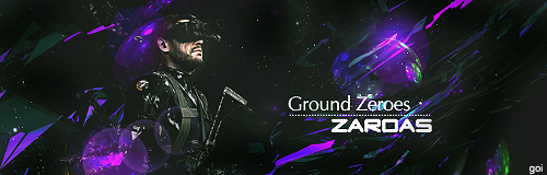Ground Zeroes by ghostofillusion
