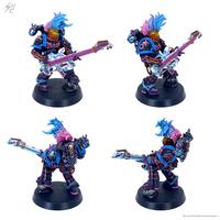 Commission: Ziggy Warpdust