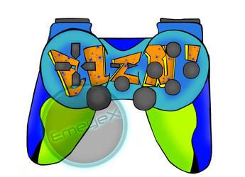 BLzN Logo by EmeyeX