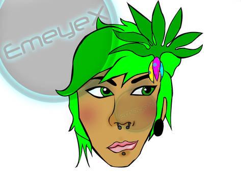 Mary Jane Logo by EmeyeX