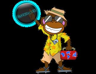 GoMonkeys Logo by EmeyeX