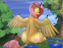 Flutter Butter by Mercurial64