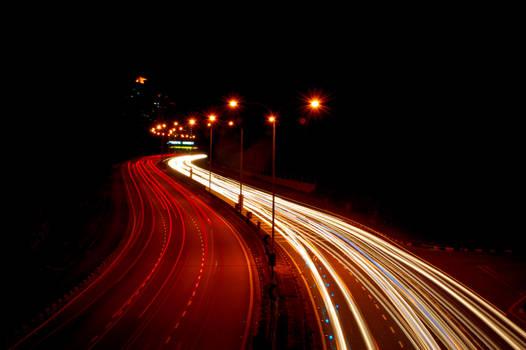 ULU KLANG highway  Malaysia