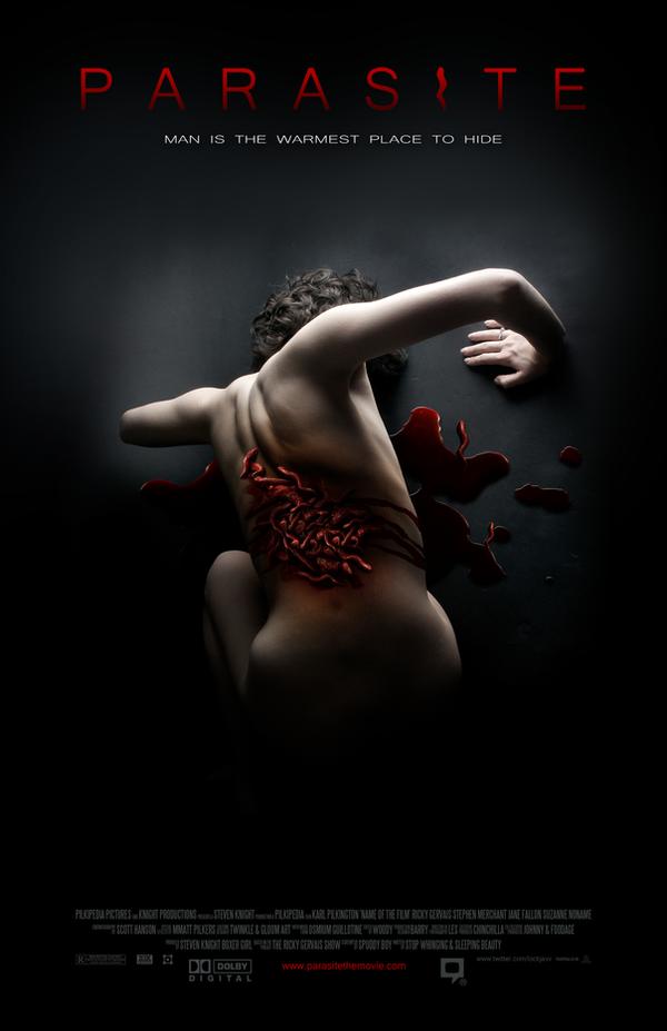 Parasite Movie Poster by lockjavv