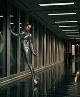 space girl by Illeryana