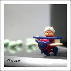 Fly Man by hadi68