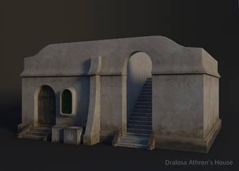 Dralosa Athren's House by Minomi9
