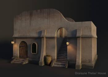 Drarayne Thelas House by Minomi9