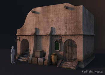 Karlirah's House by Minomi9